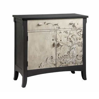 Graham Freeform Scroll Pattern Cabinet