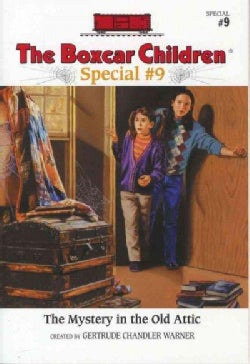 The Mystery in the Old Attic (Paperback)