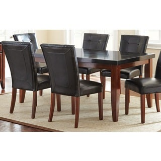 Bailey Granite Veneer Dining Table