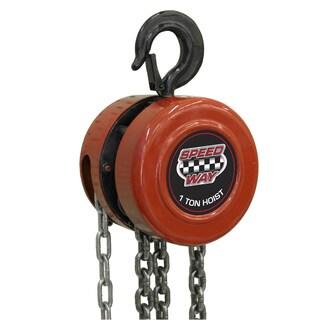 Speedway 1-ton Chain Hoist