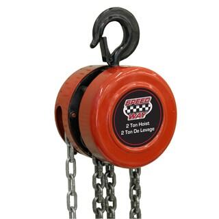 Speedway 2-ton Chain Hoist