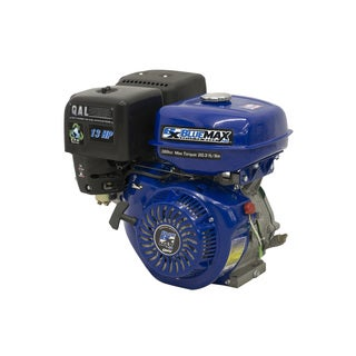 Blue Max 13 HP 4-stroke Gas Powered 390 CC Engine