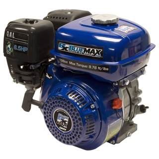 Blue Max 6.5 HP 4-stroke Gas Powered 196 CC Engine
