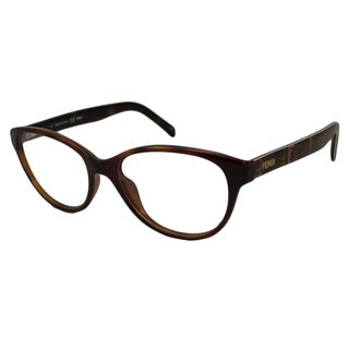 Fendi Readers Women's F1025 Oval Reading Glasses