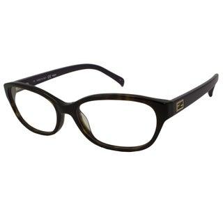 Fendi Readers Women's F1033 Rectangular Reading Glasses