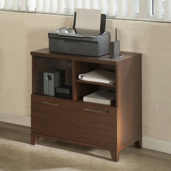 Achieve Collection Lateral File and Printer Stand