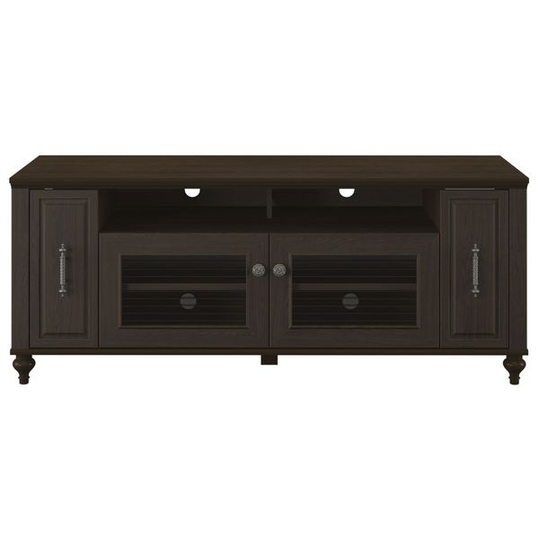 kathy ireland Office by Bush Furniture Volcano Dusk TV Stand