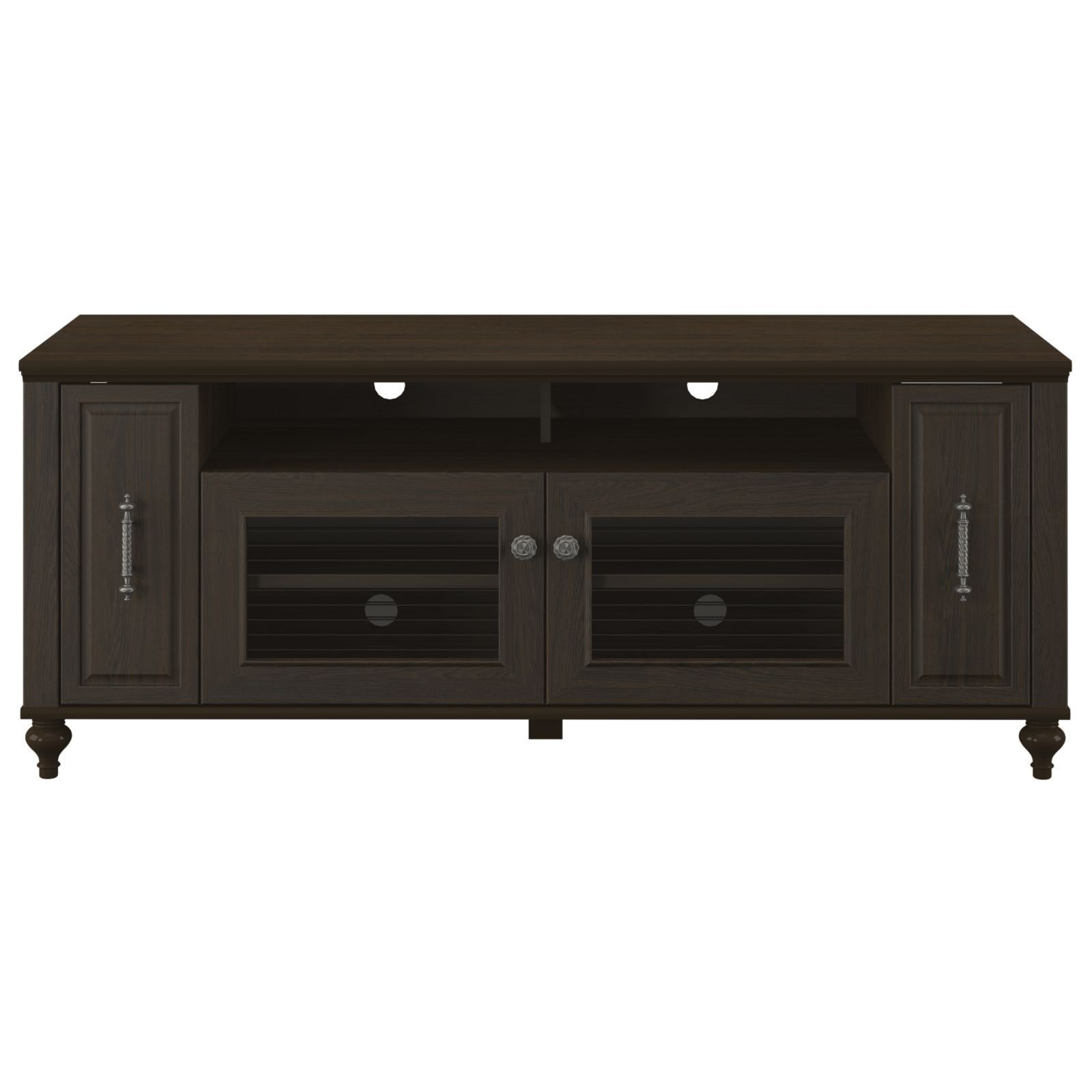 Kathy Ireland Office By Bush Furniture Volcano Dusk Tv Stand Overstock Shopping Great Deals