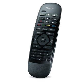 Logitech Harmony Smart Control Remote with Smartphone App (Refurbished)