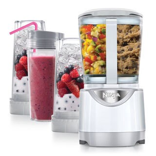 Ninja BL204 700-watt Kitchen System Food Processor (Refurbished)