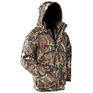 Yukon Gear Mossy Oak Break Up Infinity 4-in-1 Insulated Parka