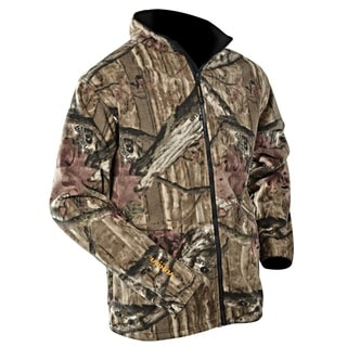 Yukon Gear Extreme Mossy Oak Break Up Infinity Fleece Jacket