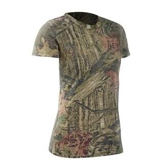 Yukon Gear Women's Mossy Oak Break Up Infinity Burnout T-shirt