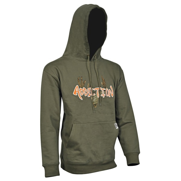 Yukon Gear Addiction Olive Hoodie