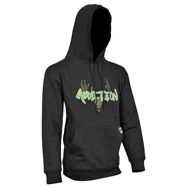 Yukon Gear Addiction Black Hoodie