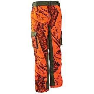 Yukon Gear Scent Factor Mossy Oak Break Up Blaze/ Forest Green Accents Pants