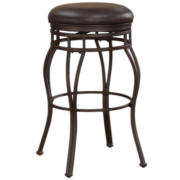 Valenti backless counter stool cafe chair chairs furniture home kitchen new pub ebay - Beautify your bar area with unique barstools ...