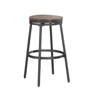 Stava Backless Bar Stool