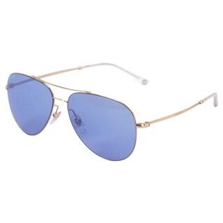 Gucci Unisex GG 2245/S DDB35 Aviator Sunglasses