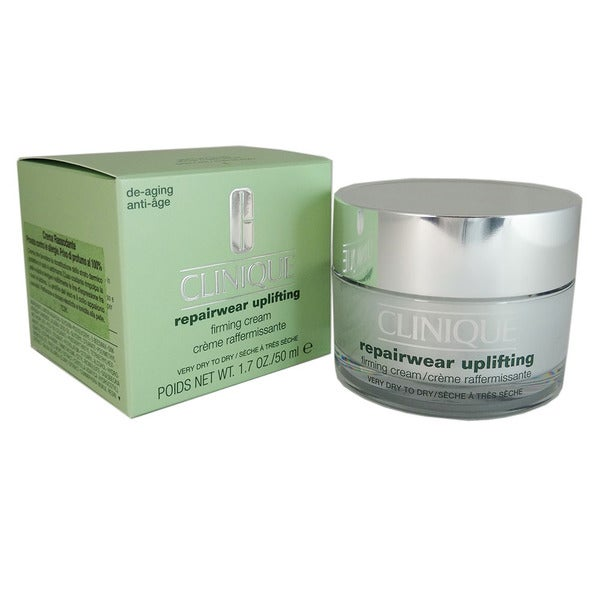 Clinique Repairwear Uplifting Firming Very Dry to Dry 1.7-ounce Cream