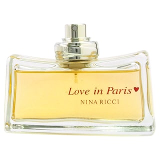 Nina Ricci Love In Paris Women's 1.7-ounce Eau de Parfum Spray (Tester)