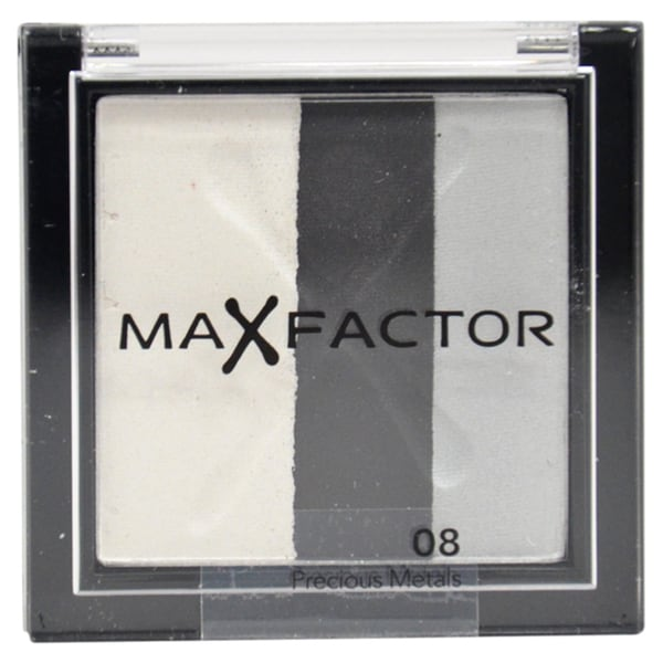 Max Factor Max Colour Effect Trio # 08 Precious Metals Eyeshadow