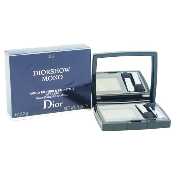 Christian Dior Diorshow Mono Wet & Dry Backstage # 453 Spencer Eyeshadow