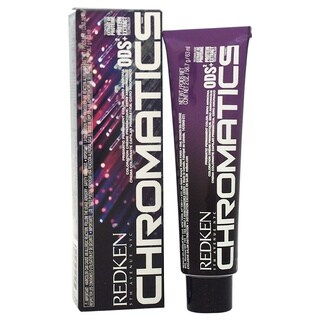 Redken Chromatics Prismatic Hair Color 4Rr (4.66) Red/Red 2-ounce Hair Color