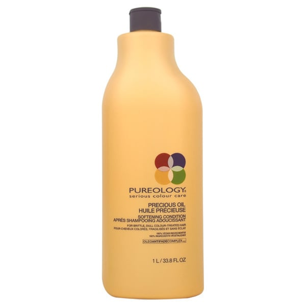 Pureology Precious Oil Softening 33.8-ounce Conditioner