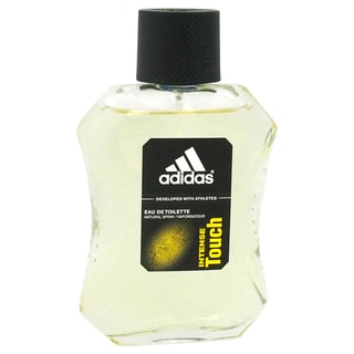 Adidas Intense Touch Men's 3.4-ounce Eau de Toilette Spray (Tester)