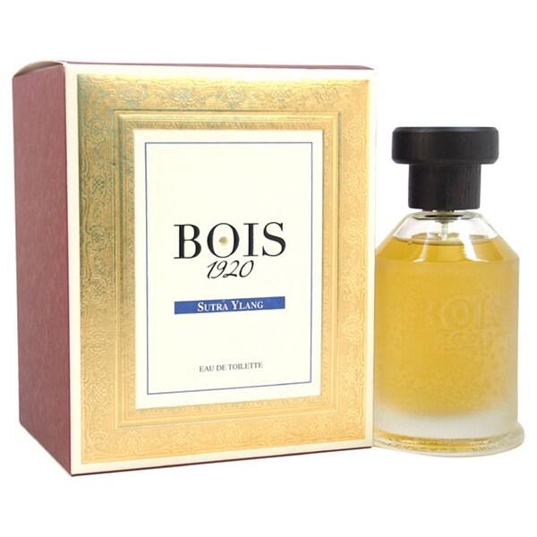 Bois 1920 Sutra Ylang 3.4-ounce Eau de Toilette Spray