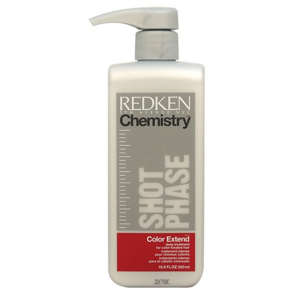 Redken Chemistry Shot Phase Color Extend Deep 16.9-ounce Treatment