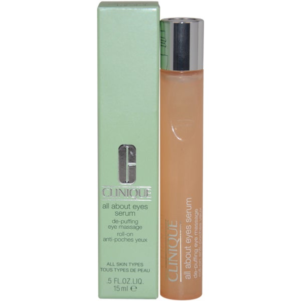Clinique All About Eyes Serum For All Skin Types 15 ml Serum