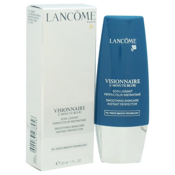 Lancome Visionnaire 1 Minute Blur Smoothing Skincare Instant Perfector All Skin Types 1-ounce Treatm