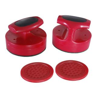 Pro-Series Air Hockey 4-inch Striker and 3-inch Puck Set