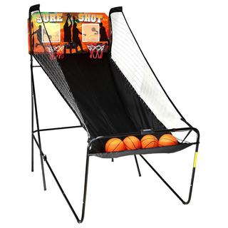 Sure Shot Dual Electronic Basketball Game