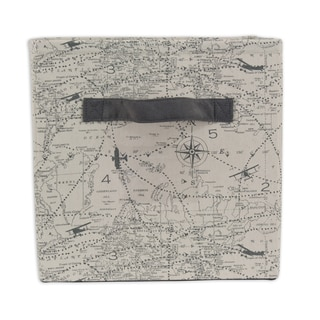 Maps 11 x 10.75 Storage Bin with Handle