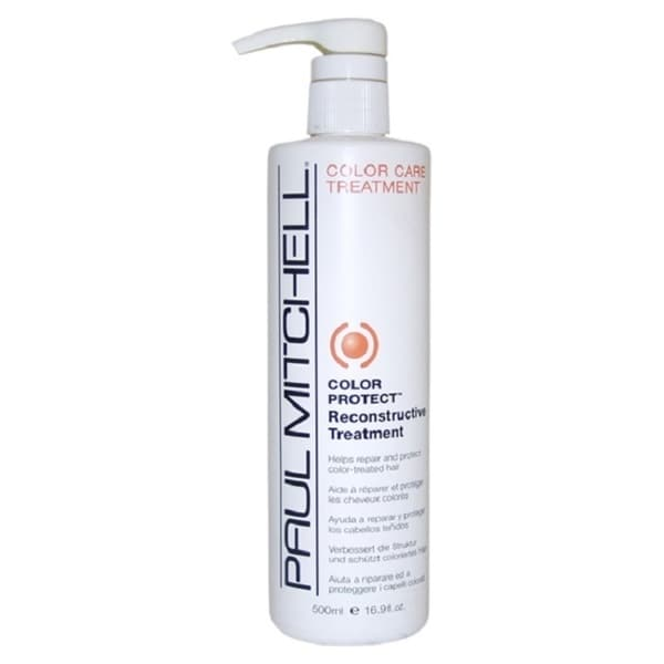 Paul Mitchell Colorcare Color Protect 16.9-ounce Reconstructive Treatment