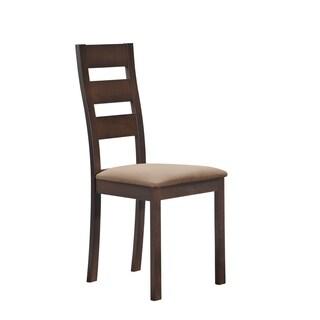 Dark Walnut Dining Chair (Set of 2)