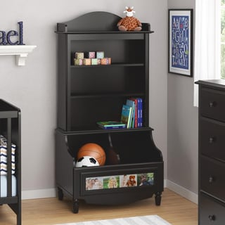 Kids Bookcase with Open Storage