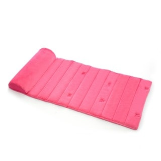 My First Mattress Pink Toddler Nap Mat