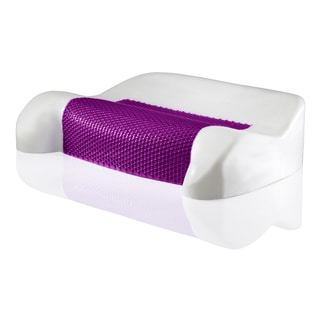 Comfort Memories Wave Contour Hydraluxe Gel/ Memory Foam Pillow