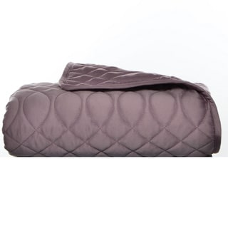 Nicole Miller NY Splendid Quilted Throw