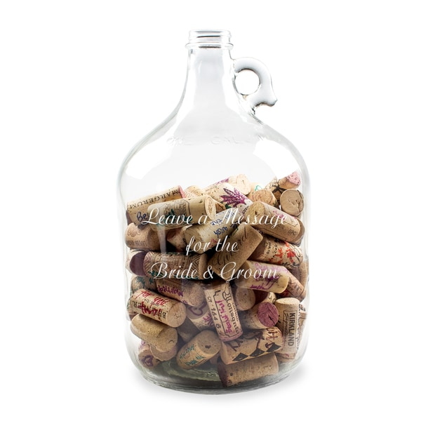 Wedding Wishes in a Bottle Guest Bottle