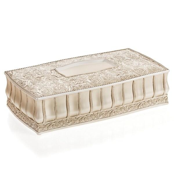 Victoria Rectangle Tissue Box