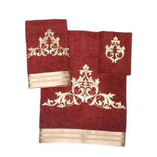 Avanti Riviera Brick 3-piece Towel Set