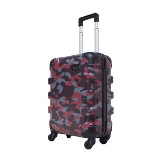 Tumi T-tech Continental Sienna Camo 22-inch Carry-on Hardside Spinner Upright Cargo Suitcase
