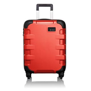 Tumi T-tech Continental Sienna Red 22-inch Carry On Hardside Upright Cargo Suitcase