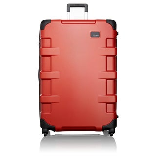 Tumi T-tech Sienna Red 32-inch Large Hardside Spinner Upright Cargo Suitcase