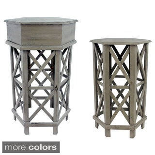 Antique Nested Tables